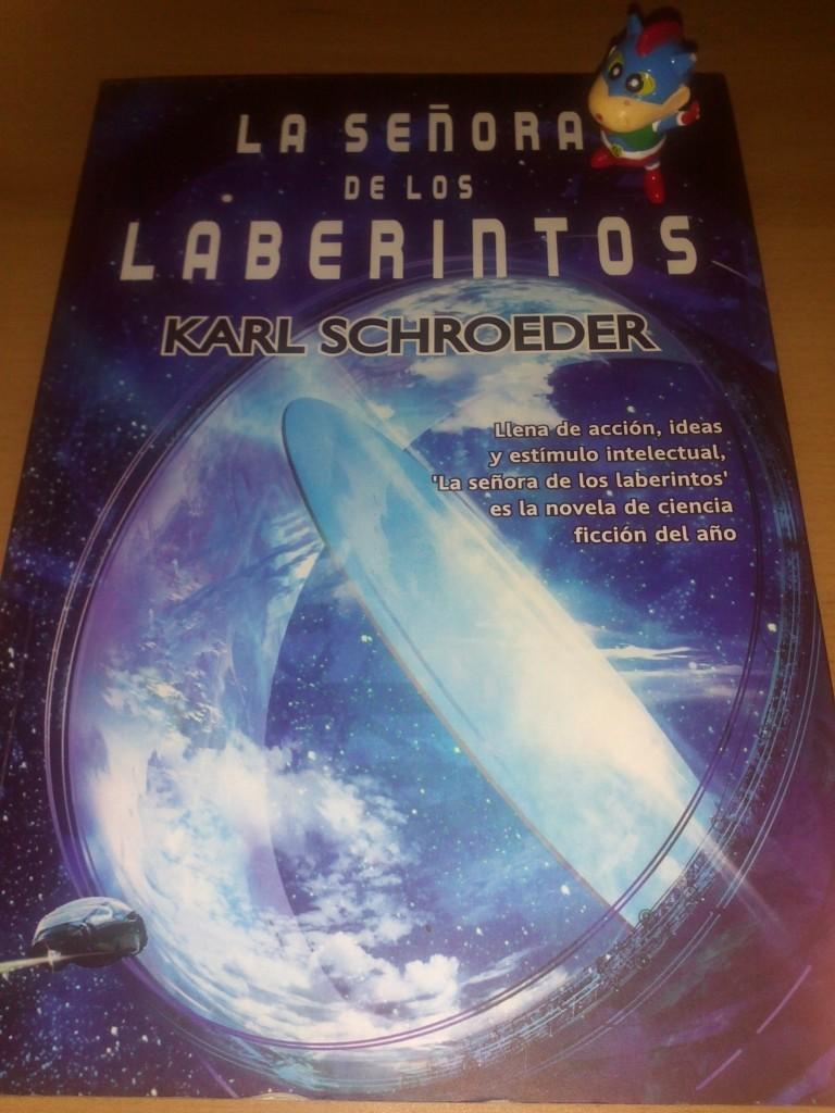 Karl Schroeder - La señora de los laberintos