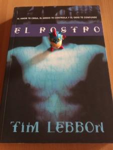 Tim Lebbon - El rostro