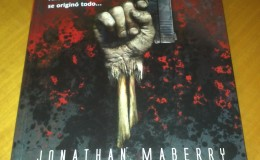 Jonathan Maberry – Paciente cero