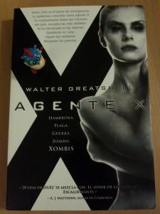 Walter Greatshell - Agente X