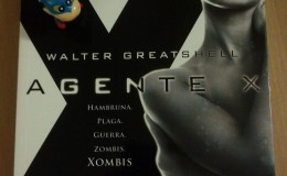 Walter Greatshell – Agente X