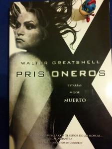 Walter Greatshell - Prisioneros