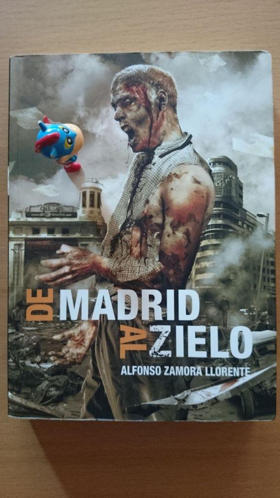 Alfonso Zamora - De Madrid al zielo