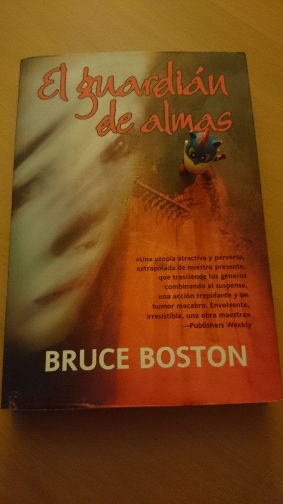 Bruce Boston - El guardian de almas