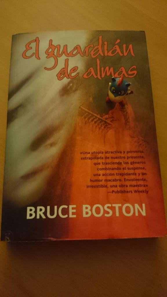 Bruce Boston - El guardian de almas