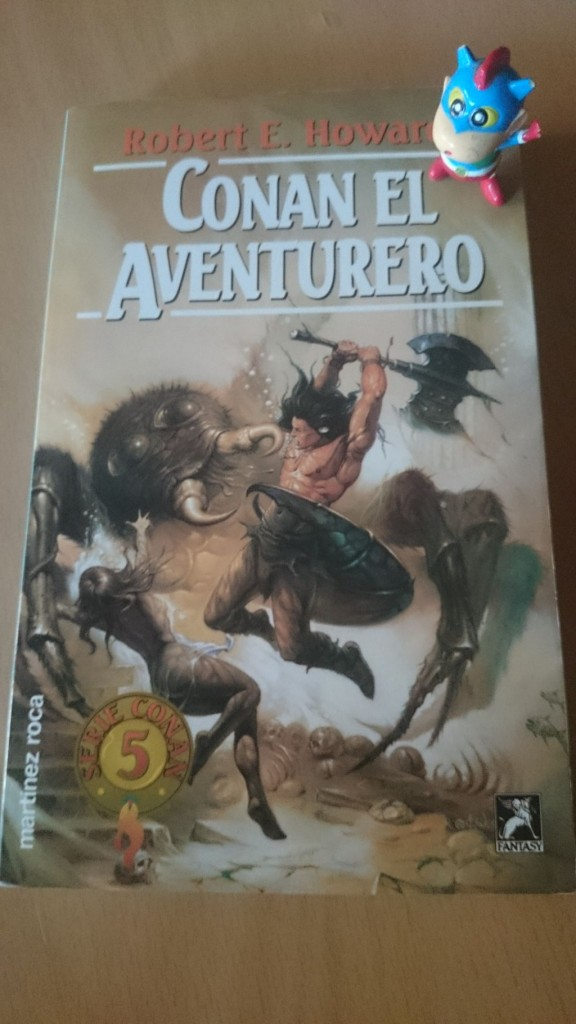 Robert E. Howard - Conan el aventurero