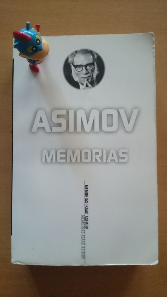 Isaac Asimov - Memorias