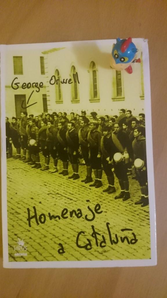 George Orwell - Homenaje a Cataluña