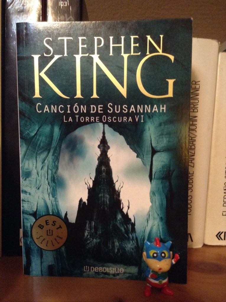 Stephen King - Canción de Susannah