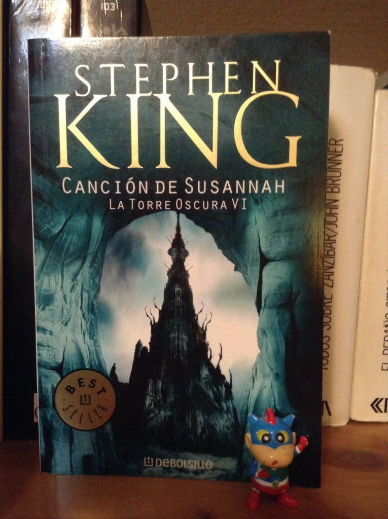 Stephen King - Canción de Susannah