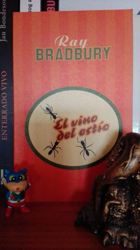 Ray Bradbury - El vino del estío