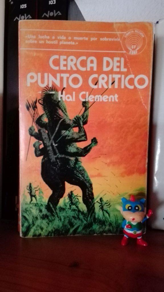 Hal Clement - Cerca del punto crítico