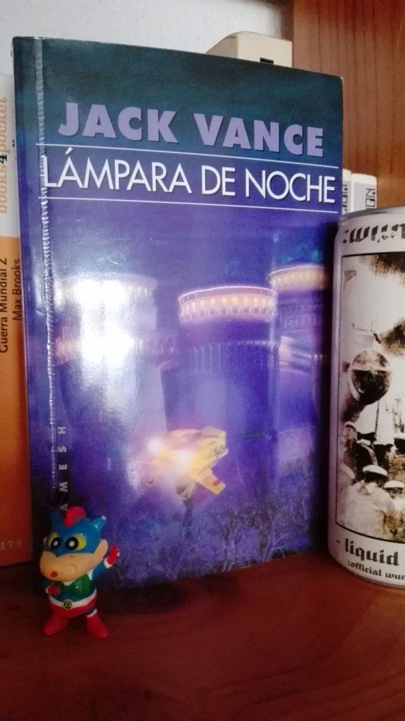 Jack Vance - Lámpara de noche