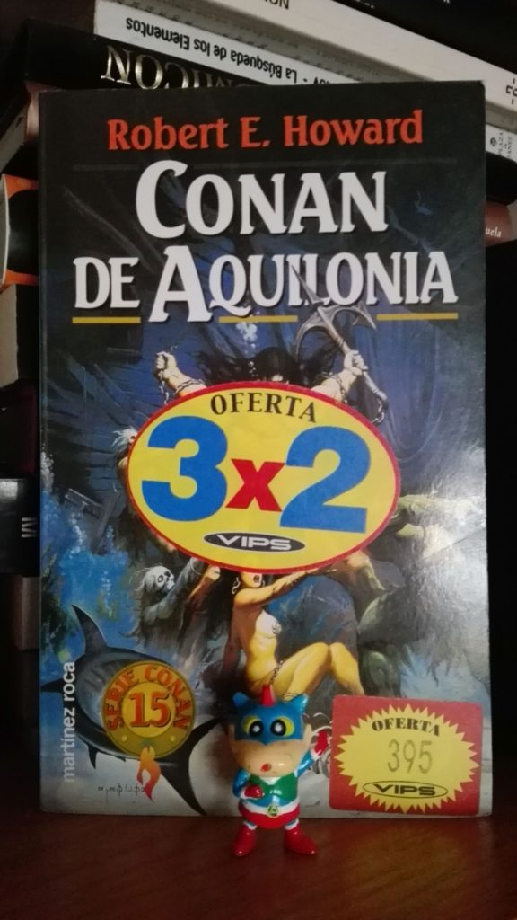 Robert E. Howard - Conan de Aquilonia