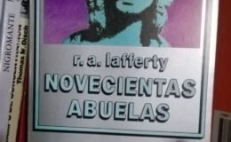 R. A. Lafferty – 900 abuelas