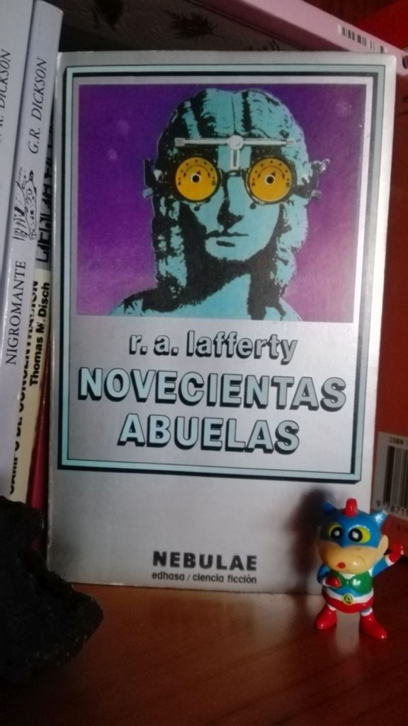 R. A. Lafferty - 900 abuelas
