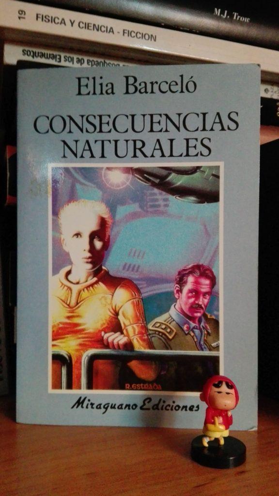 Elia Barceló - Consecuencias naturales