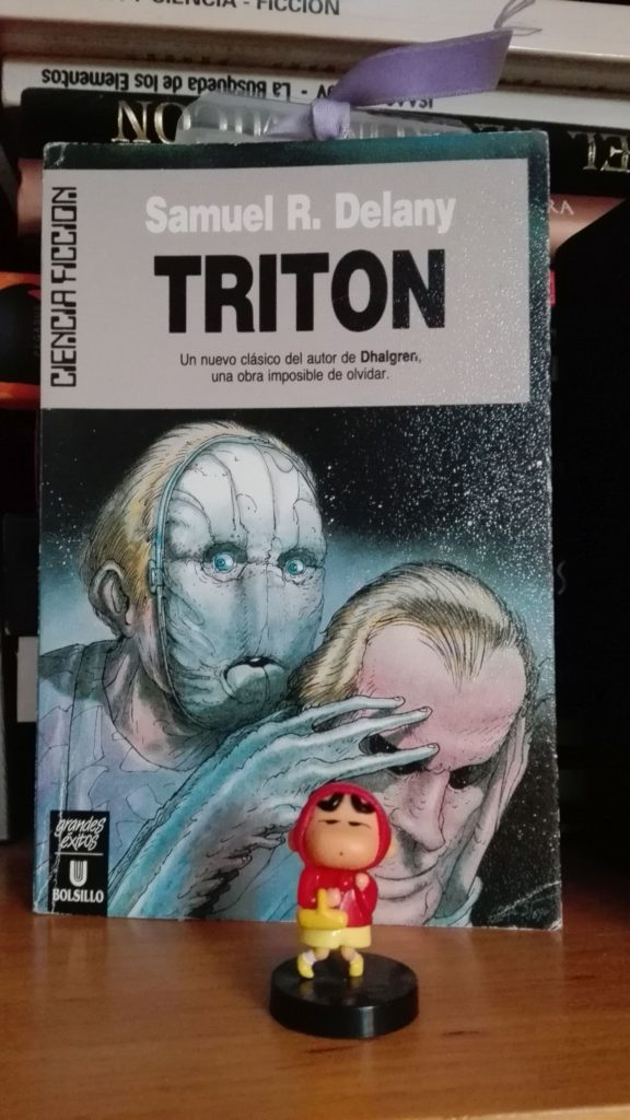 Samuel R. Delany - Triton